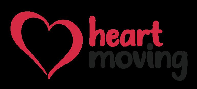 Heart Moving logo
