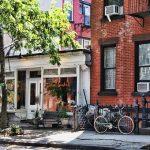 Neighborhood in Manhattan