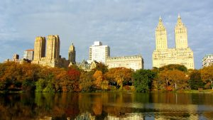 Affordable Manhattan neighborhoods that have view of Central Park
