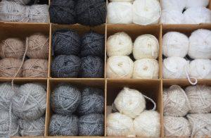 wool bals