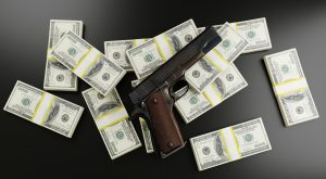 Money and guns