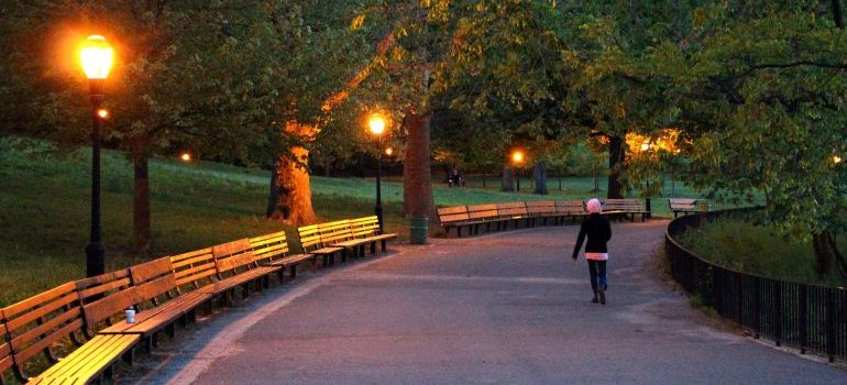 Parks in Inwood