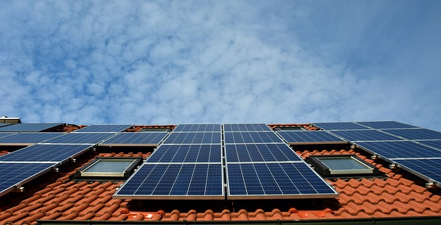 Solar panels are a great way to add value to your apartment.