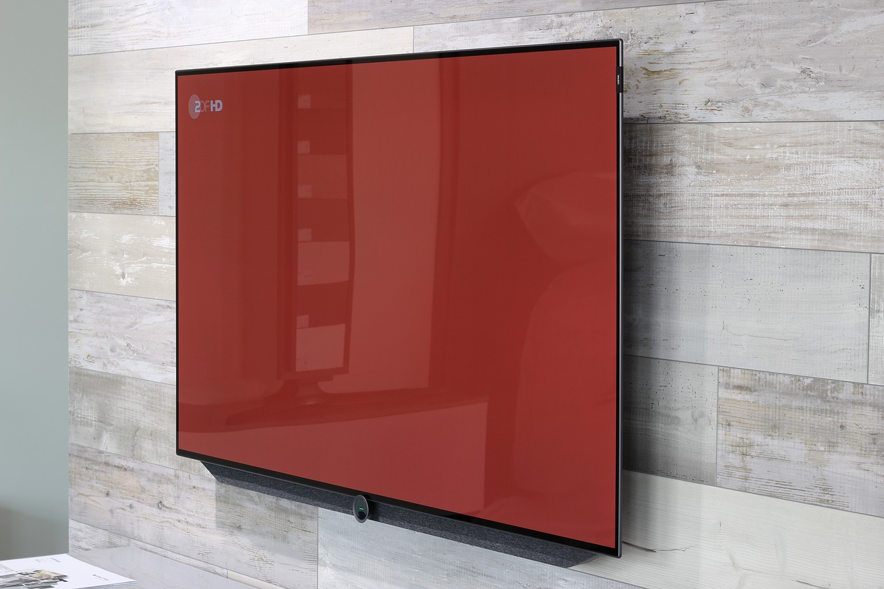 How to pack a flat-screen TV
