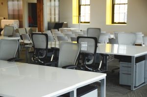 Remanufacturing furniture can reduce office relocation costs