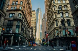 From finance to art - there are a lot of job opportunities in Manhattan.