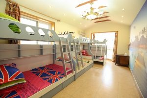pack bunk bed for relocation