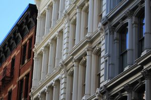 Moving to West Village, neighborhood with beautiful buildings