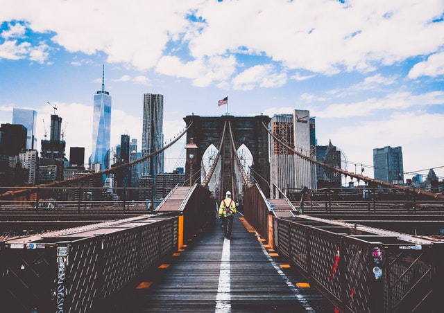 Moving from Manhattan to Brooklyn stress-free