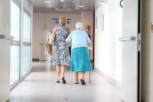 Checking with a doctor before elderly relocate long distance