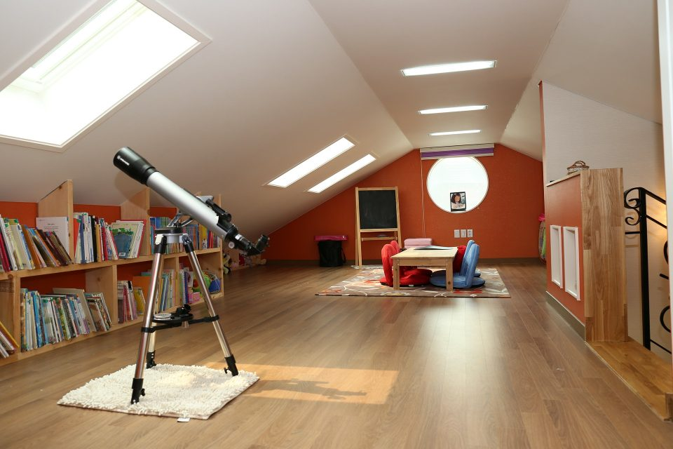 How to remodel an attic tips