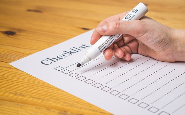 Step-by-step commercial relocation checklist