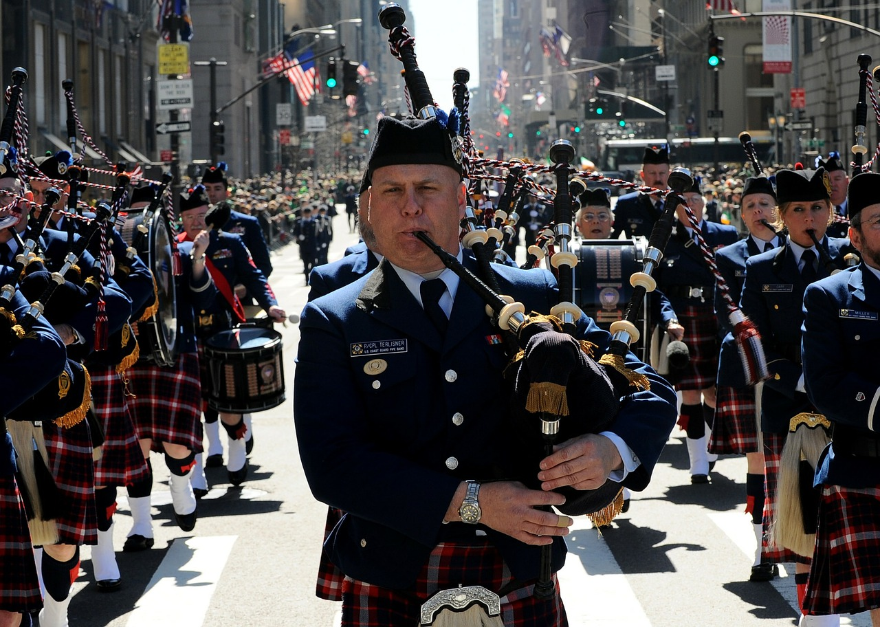 St. Patrick's Day Events in Manhattan