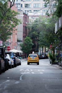 A street in West Village