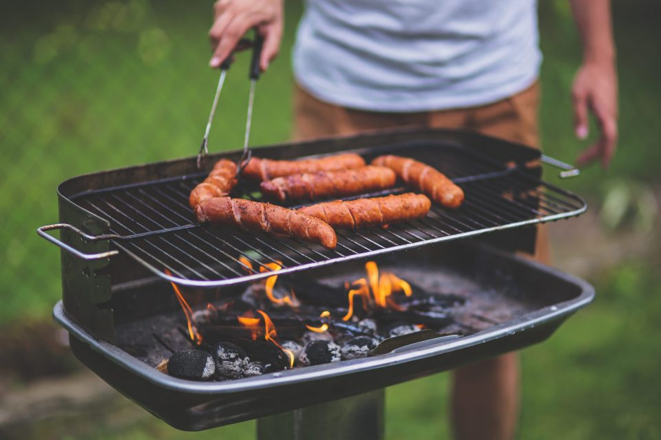 How to pack a home grill