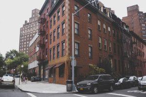 NYC building.