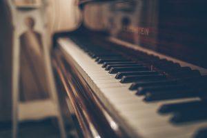 A heavy piano