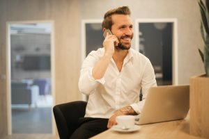 keep your clients when moving a business by calling them