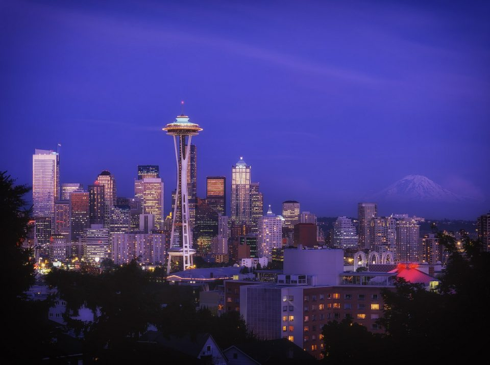 5 cities for young college grads