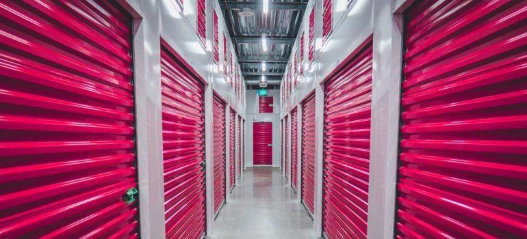 Some storage units