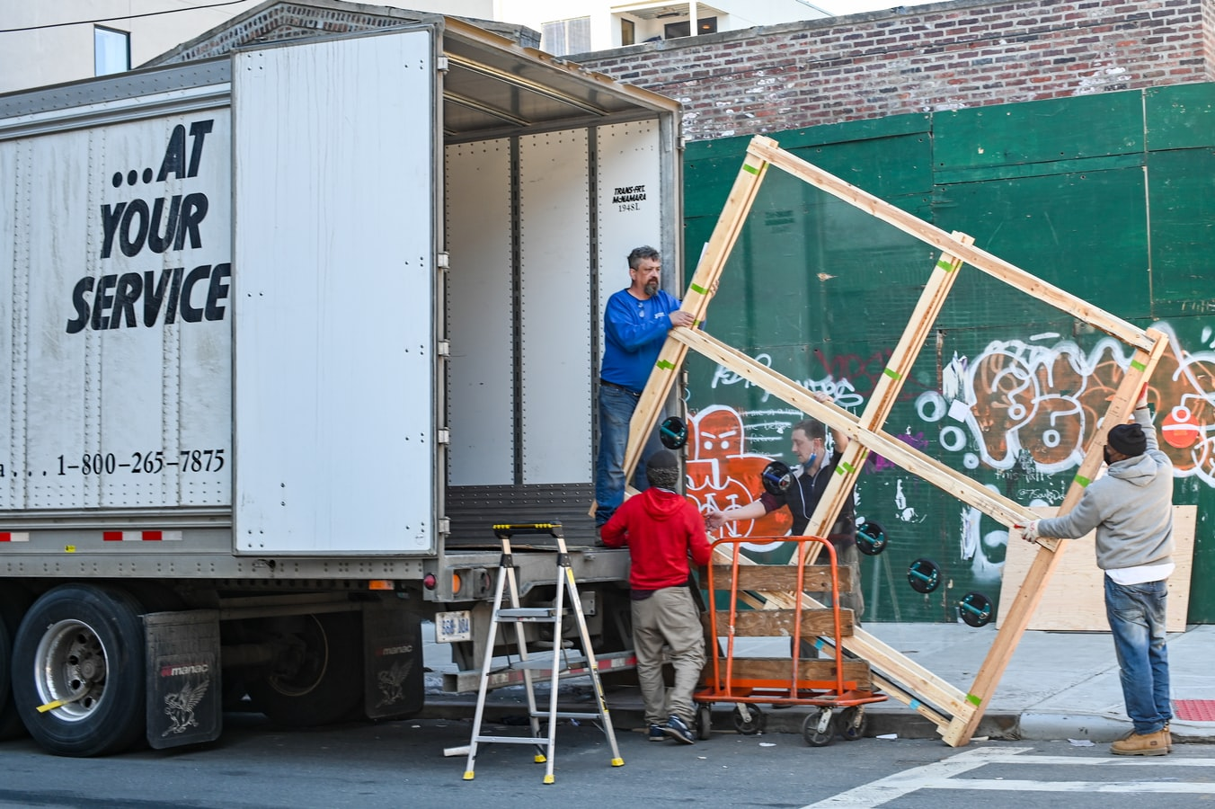 Should I hire a Clinton moving company when moving locally?