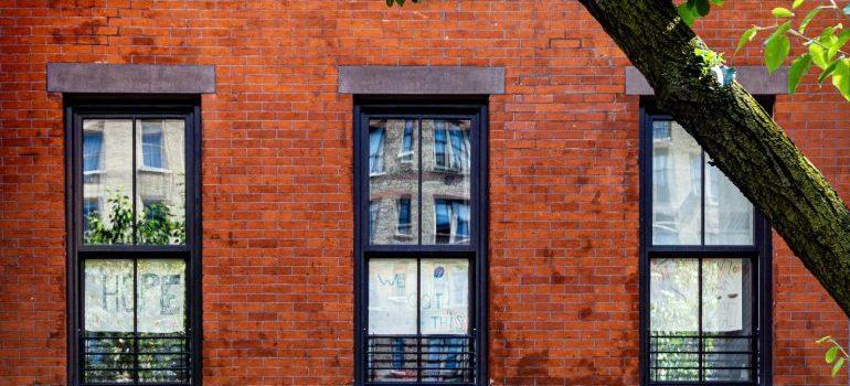 house in Manhattan