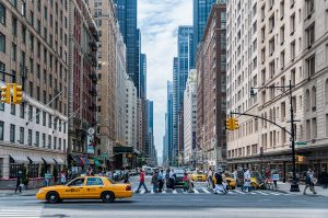 streets of NYC - cheapest time to move from Manhattan