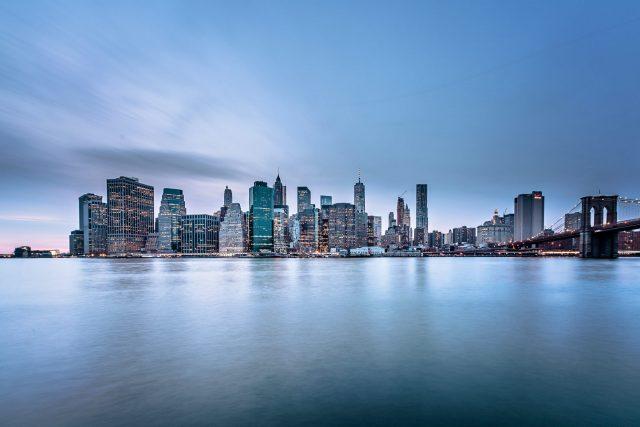 Meeting your neighbors in Manhattan skyrise