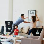 A family relocating - moving from Clinton to Upper West Side is easier with the help of our guide