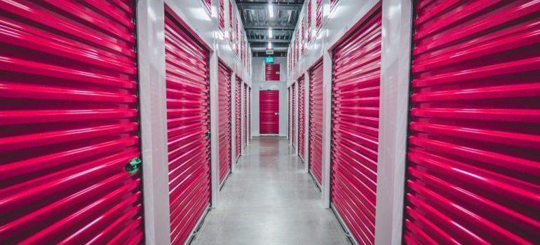 Professional storage