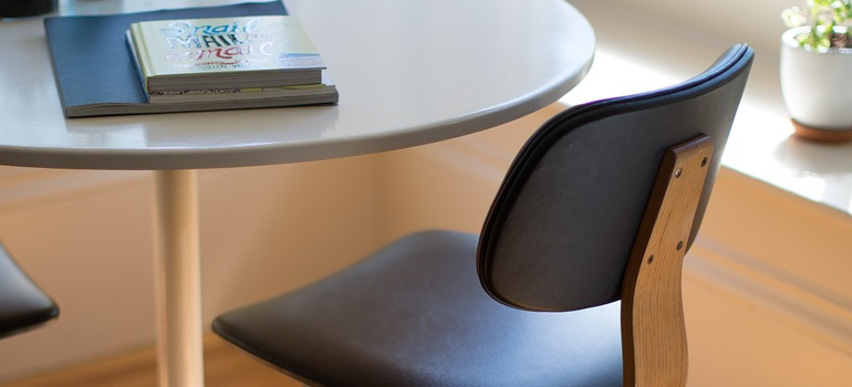 image of a chair
