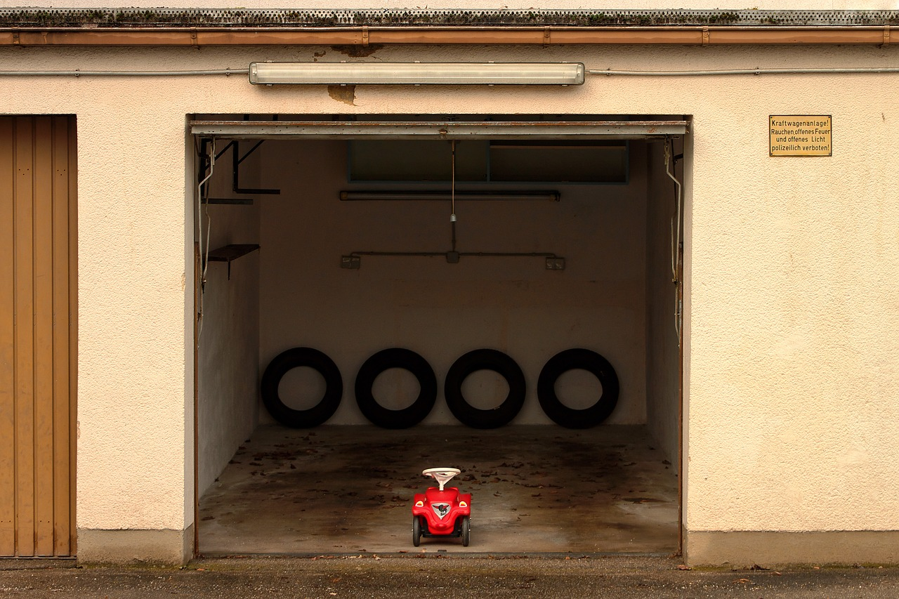 7 of the most common items found in storage units