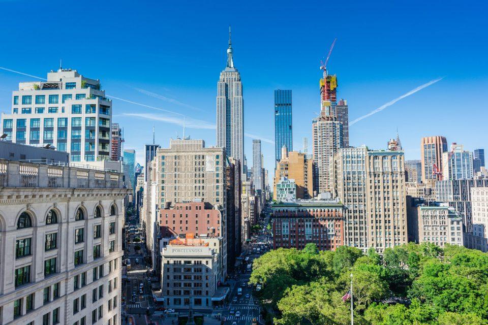 Top ways to start your day in Manhattan