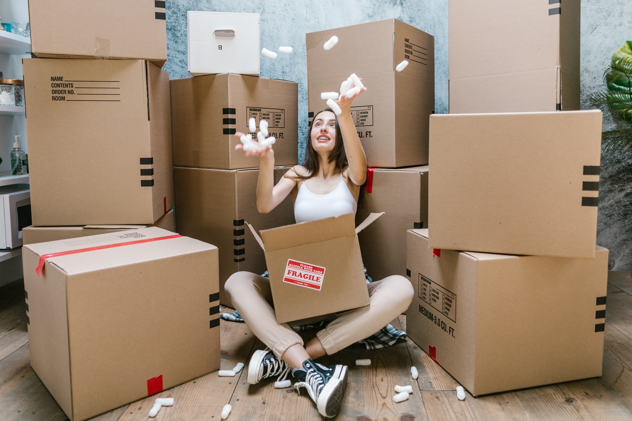 How to pack for your cross country move from Manhattan?