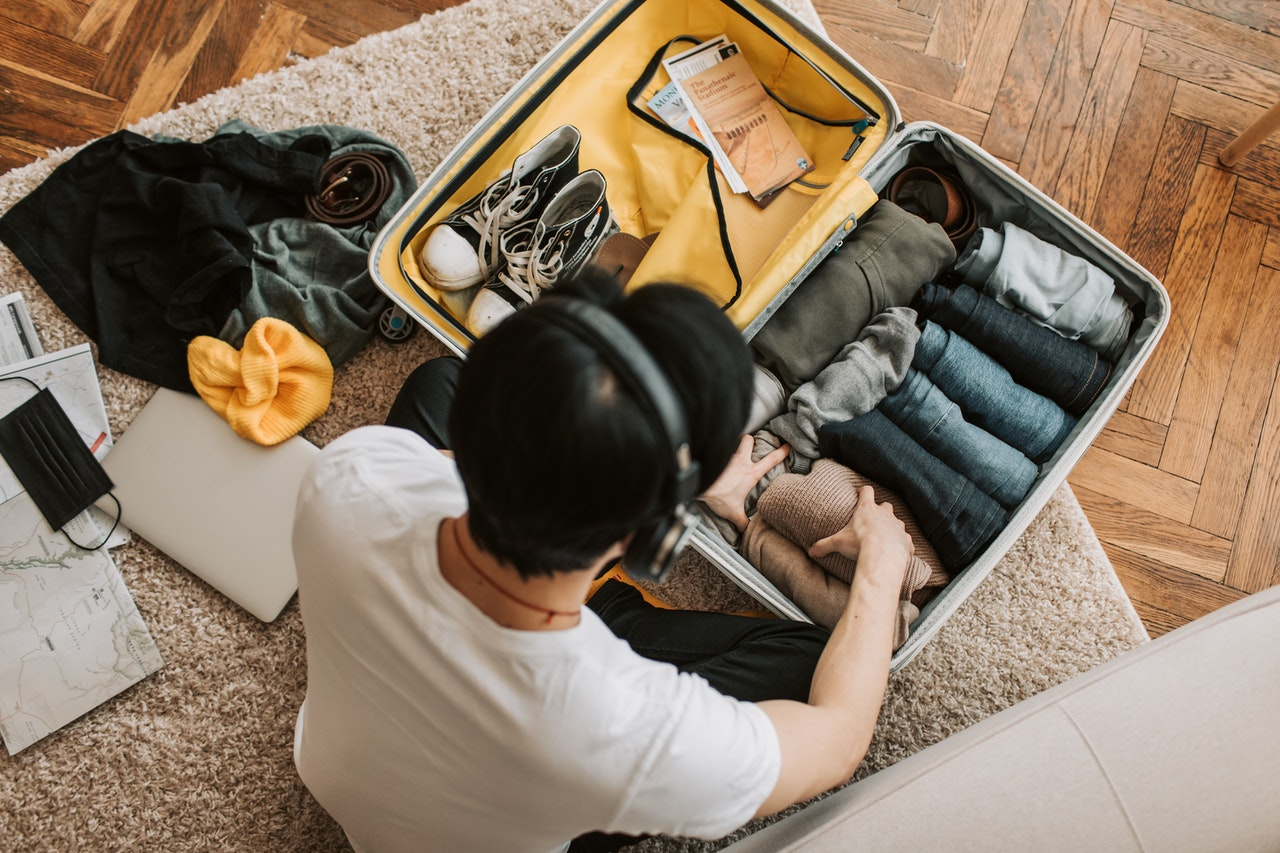 Clever hacks for freshmen packing for college